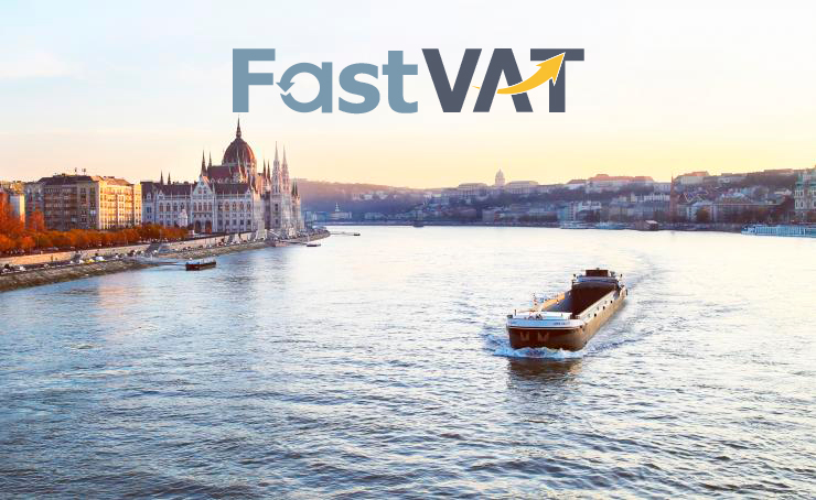 VAT Refund on transport Danube river