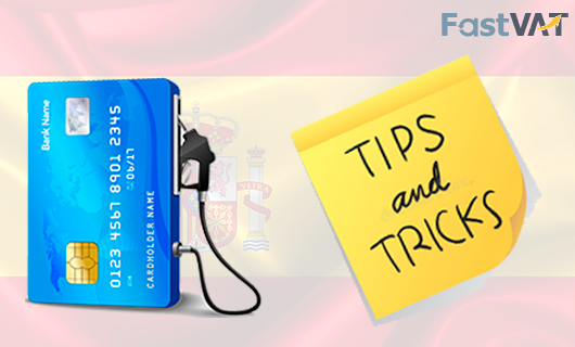 Tips and tricks Spanish excise duty on diesel oil refund