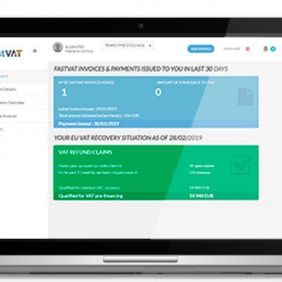 Imagen Extranet homepage